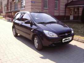 Гурьевск Hyundai Getz 2010