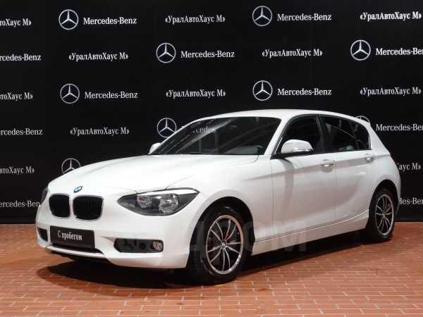 BMW 1-Series, 2012 год, 645 000 руб.