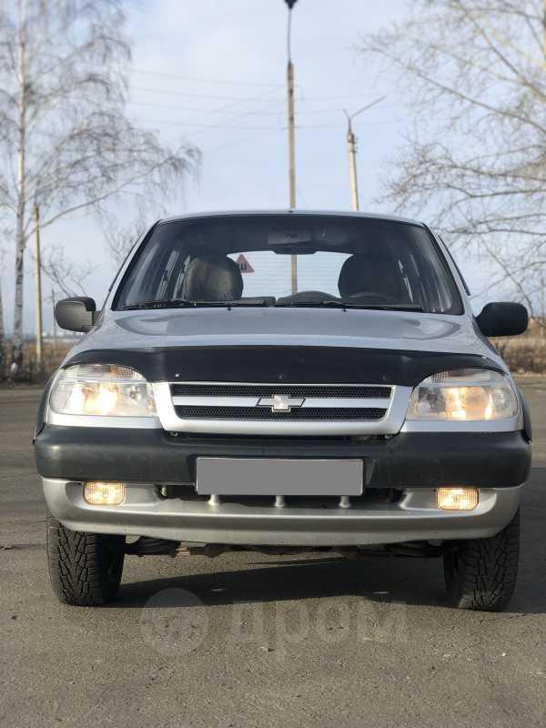 Chevrolet Niva, 2004 год, 285 000 руб.