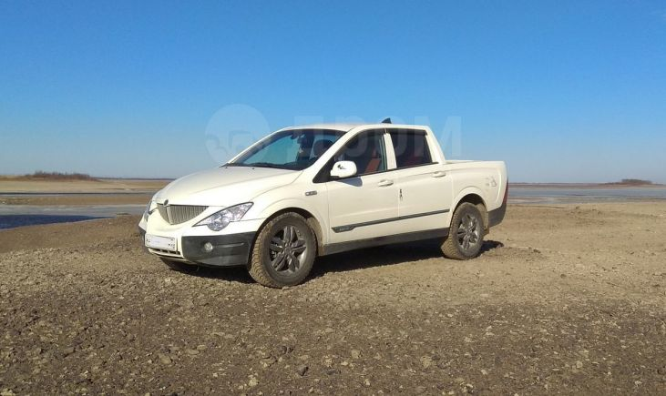 SsangYong Actyon Sports, 2010 год, 310 000 руб.