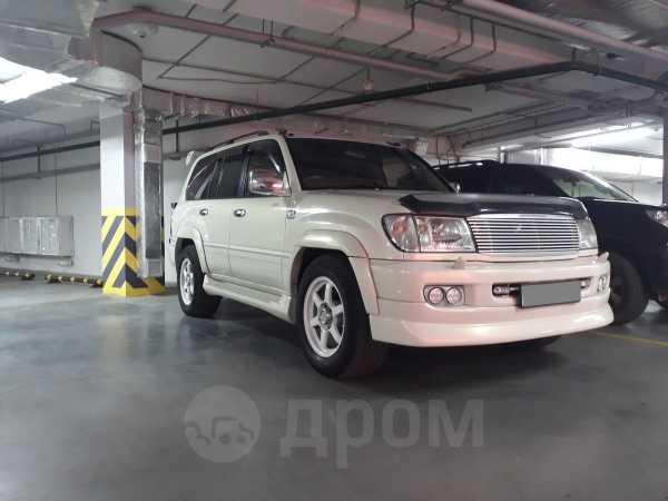 Toyota Land Cruiser, 1998 год, 1 050 000 руб.