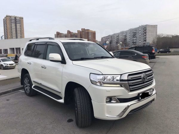 Toyota Land Cruiser, 2016 год, 3 450 000 руб.