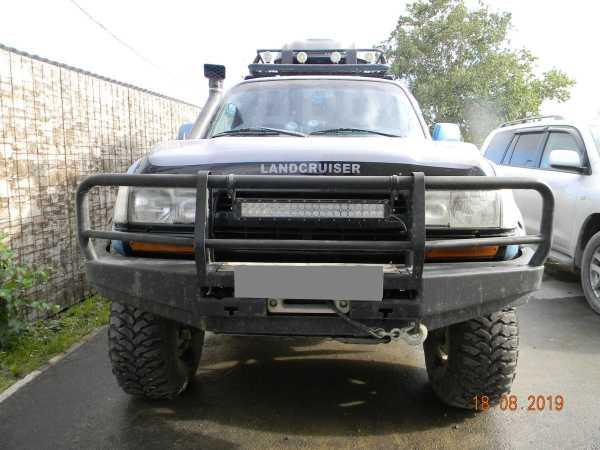 Toyota Land Cruiser, 1993 год, 890 000 руб.