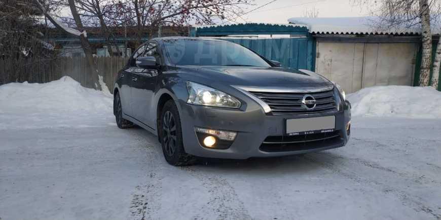 Nissan Teana, 2014 год, 985 000 руб.