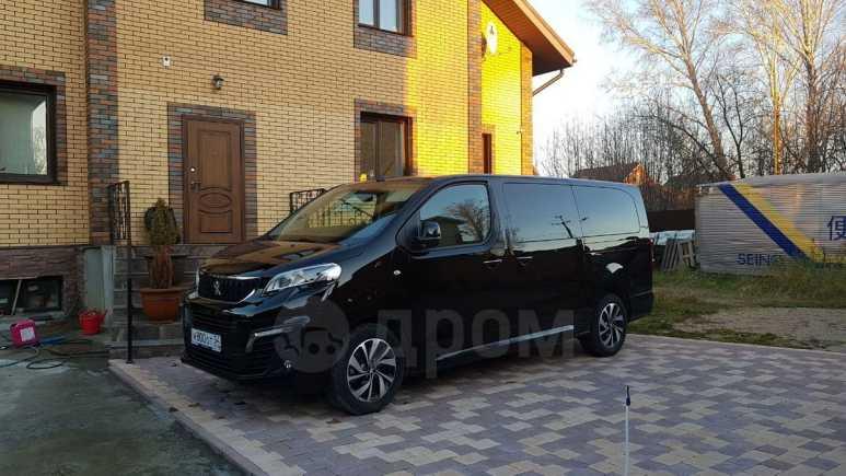 Peugeot Traveller, 2018 год, 2 500 000 руб.