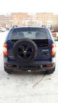 Chevrolet Niva, 2017 год, 529 000 руб.