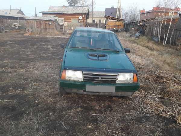 Лада 2109, 1990 год, 55 000 руб.