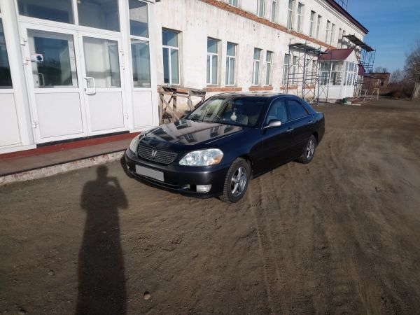 Toyota Mark II, 2001 год, 392 392 руб.