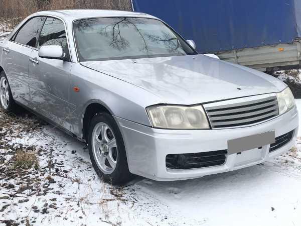 Nissan Gloria, 2001 год, 200 000 руб.