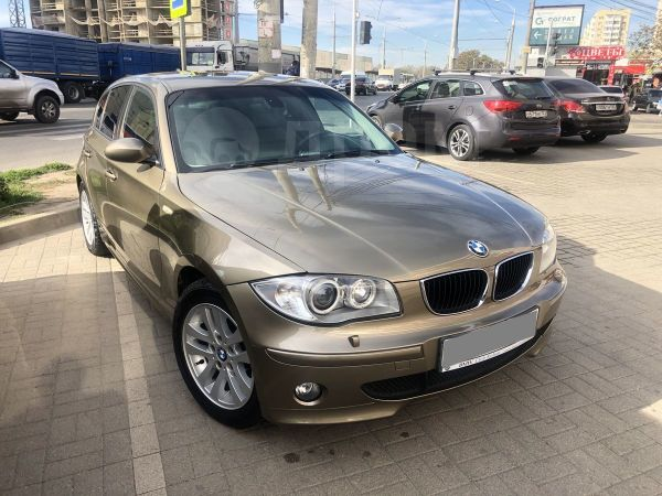 BMW 1-Series, 2006 год, 465 000 руб.