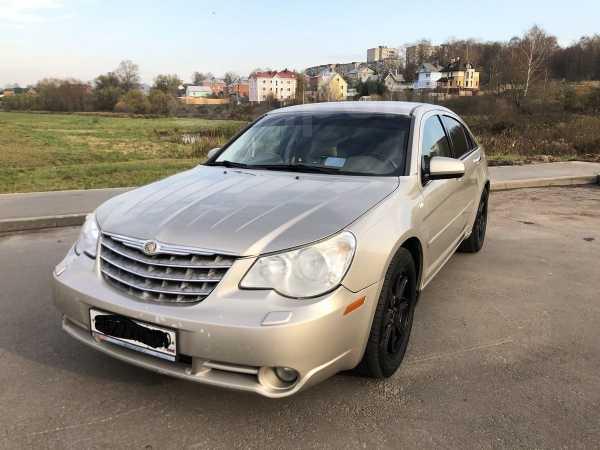 Chrysler Sebring, 2007 год, 250 000 руб.