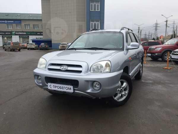 Hyundai Santa Fe Classic, 2008 год, 427 000 руб.