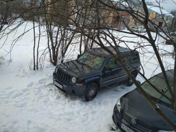 Jeep Liberty, 2007 год, 525 000 руб.