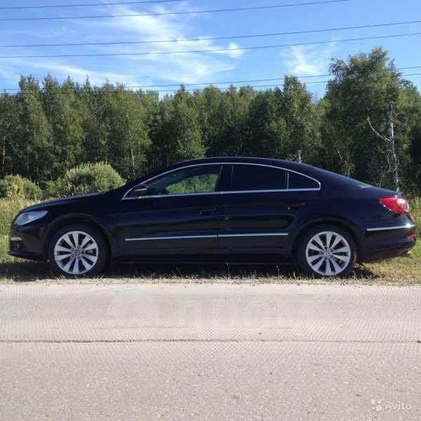 Volkswagen Passat CC, 2009 год, 590 000 руб.