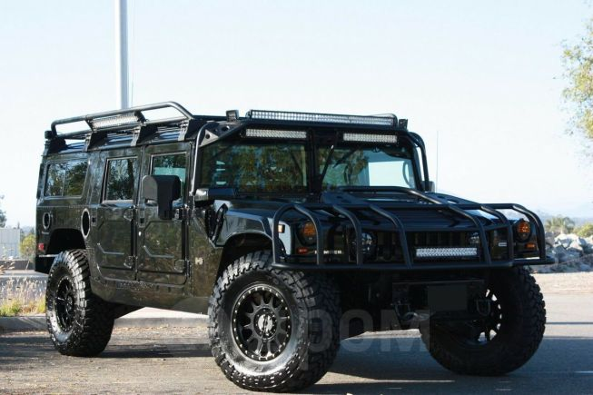 Hummer H1, 2006 год, 13 800 000 руб.