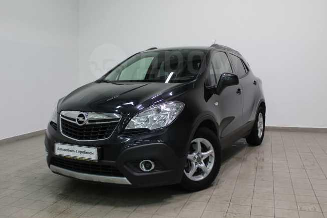 Opel Mokka, 2014 год, 610 000 руб.