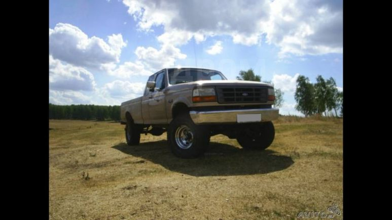 Ford F250, 1992 год, 280 000 руб.