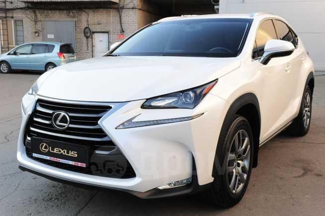 Lexus NX200, 2015 год, 1 864 000 руб.