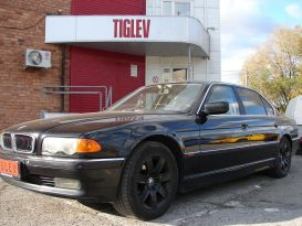 Тольятти BMW 7-Series 2001