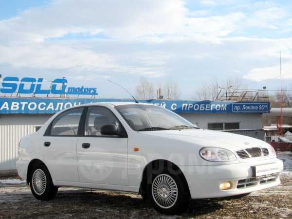 ЗАЗ Шанс, 2011 год, 149 900 руб.