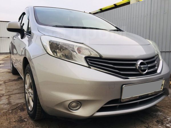 Nissan Note, 2013 год, 490 000 руб.
