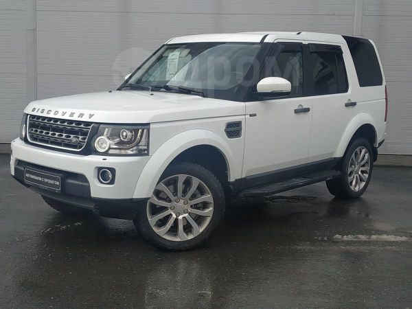 Land Rover Discovery, 2015 год, 1 995 000 руб.