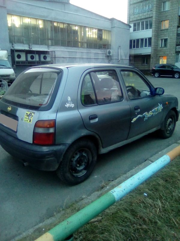 Nissan March, 1992 год, 50 000 руб.