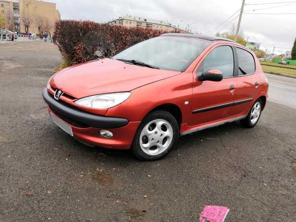 Peugeot 206, 2000 год, 138 000 руб.
