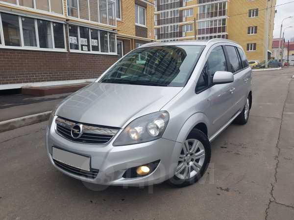 Opel Zafira, 2012 год, 499 000 руб.