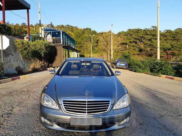 Mercedes-Benz S-Class, 2005 год, 649 000 руб.