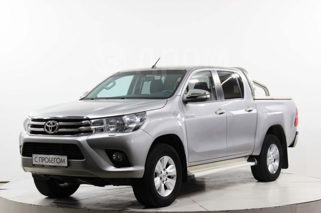 Toyota Hilux Pick Up, 2016 год, 1 485 000 руб.