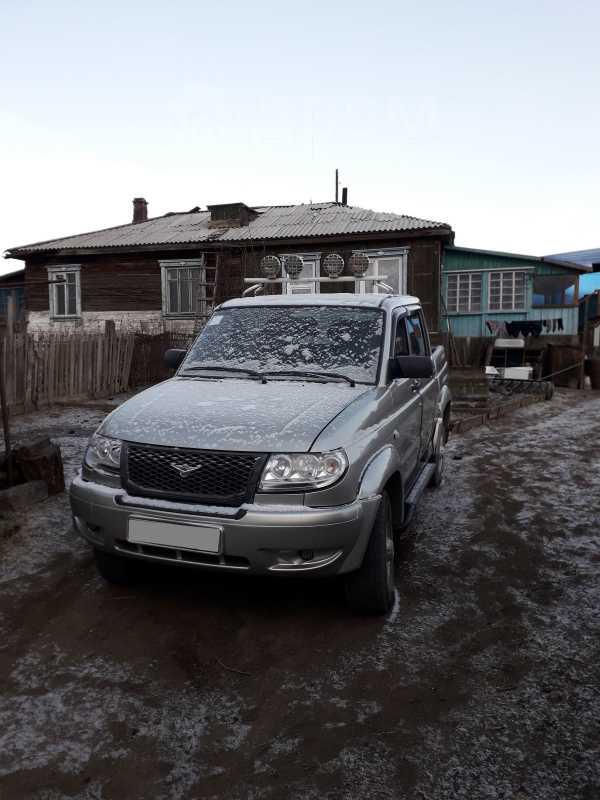 УАЗ Пикап, 2011 год, 335 000 руб.