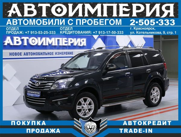 Great Wall Hover H3, 2012 год, 565 000 руб.