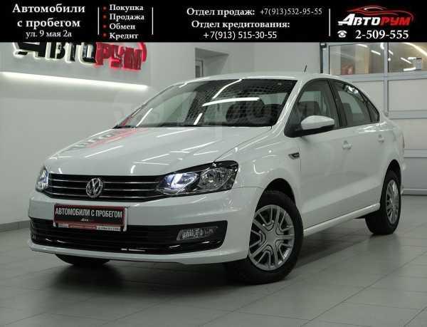 Volkswagen Polo, 2019 год, 877 000 руб.
