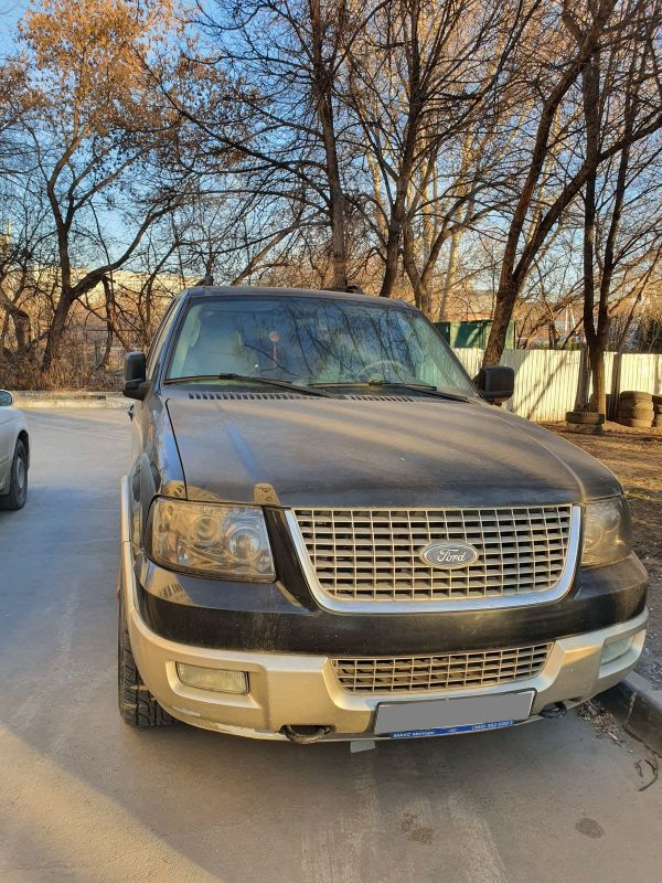Ford Expedition, 2005 год, 600 000 руб.