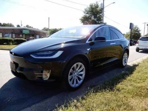 Tesla Model X, 2016 год, 6 200 000 руб.