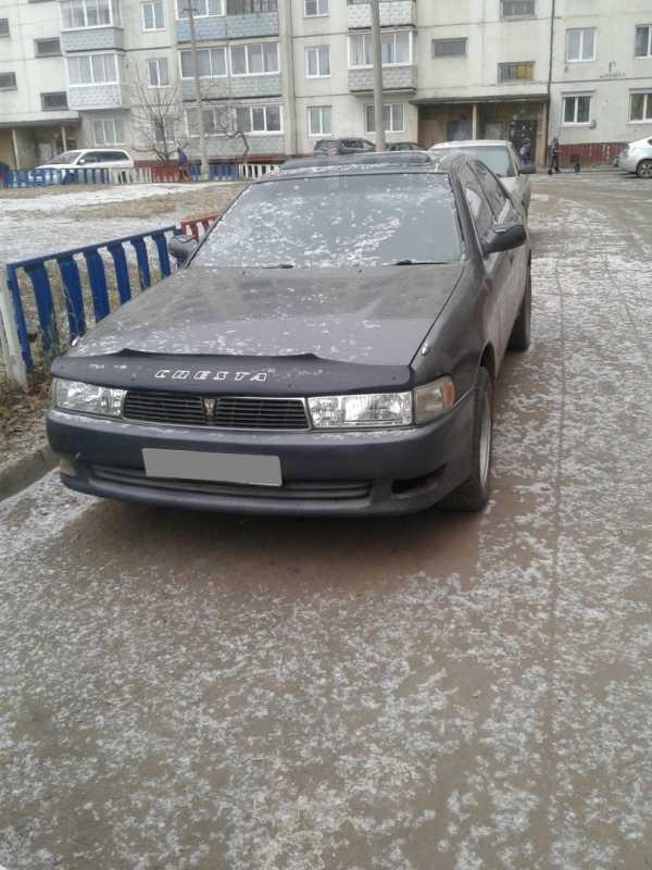 Toyota Cresta, 1992 год, 135 000 руб.