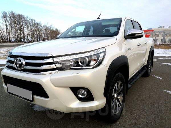 Toyota Hilux Pick Up, 2015 год, 1 980 000 руб.