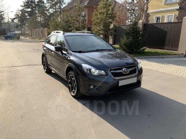 Subaru XV, 2013 год, 928 000 руб.