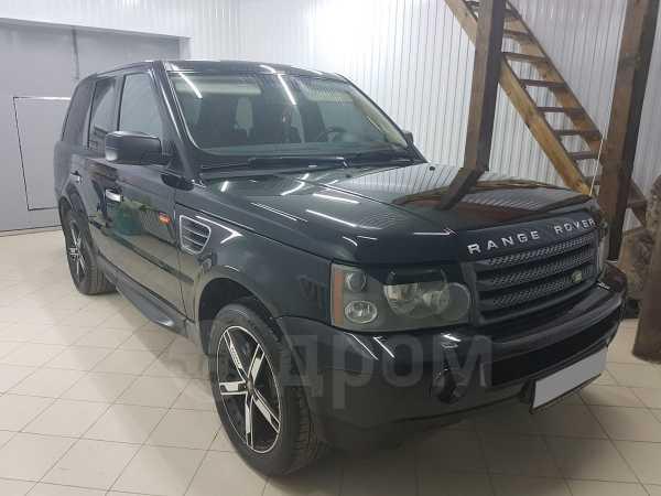 Land Rover Range Rover, 2006 год, 650 000 руб.