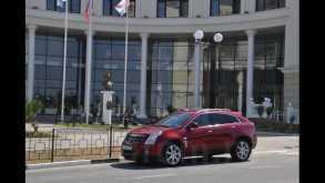 Севастополь Cadillac SRX 2010