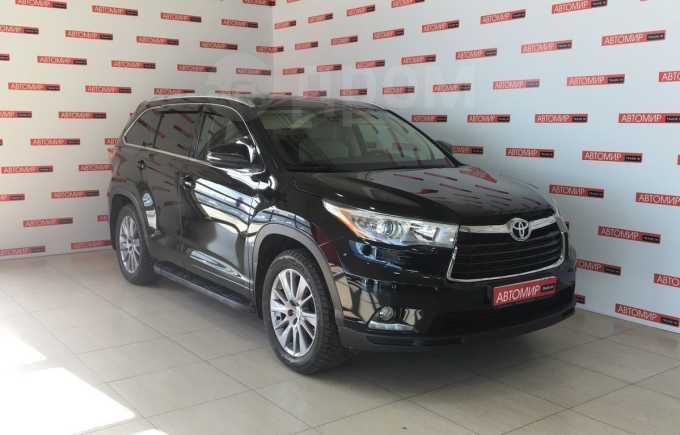 Toyota Highlander, 2015 год, 2 480 000 руб.