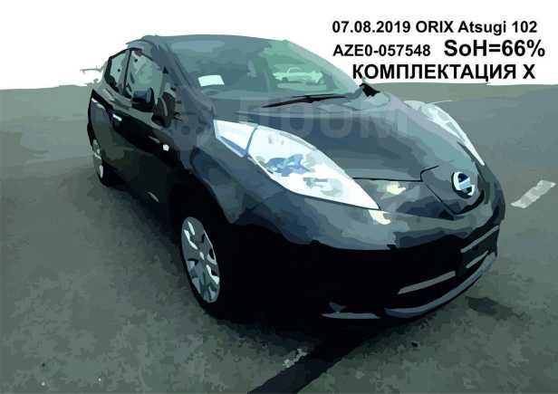 Nissan Leaf, 2013 год, 350 000 руб.