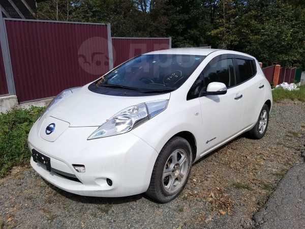 Nissan Leaf, 2013 год, 279 000 руб.