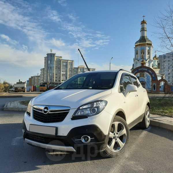 Opel Mokka, 2013 год, 920 000 руб.