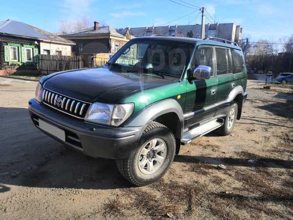 Toyota Land Cruiser Prado, 1999 год, 650 000 руб.