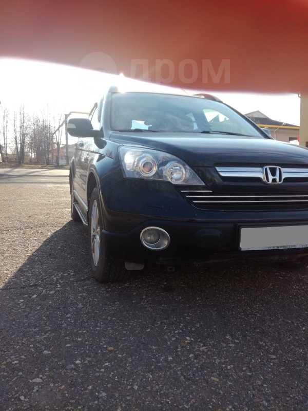 Honda CR-V, 2008 год, 980 000 руб.