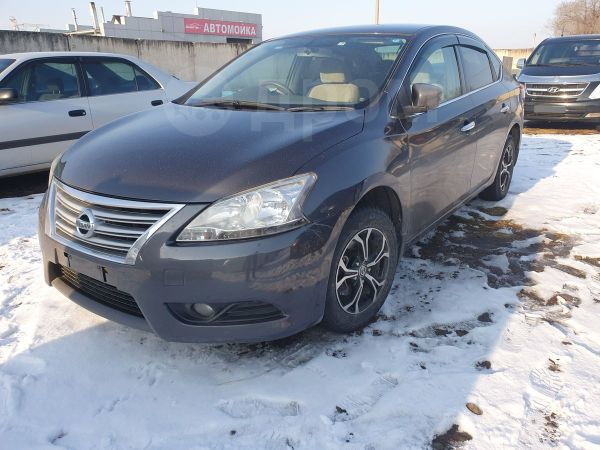 Nissan Sylphy, 2013 год, 815 000 руб.
