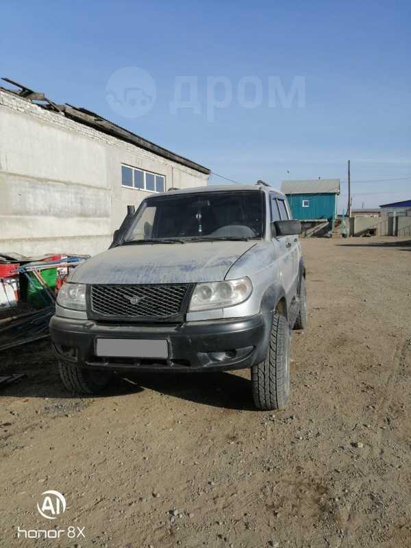 УАЗ Патриот, 2007 год, 255 000 руб.