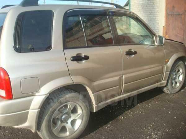 Suzuki Grand Vitara, 2005 год, 485 000 руб.